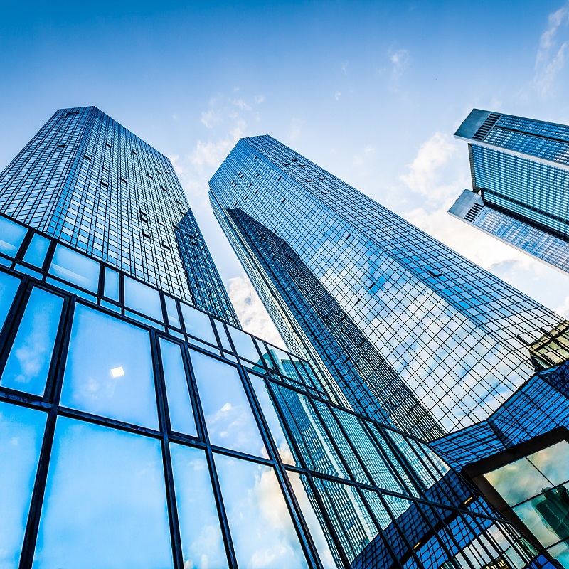 Aluminium facade systems