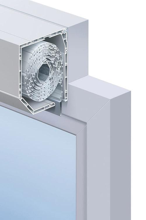 RolaPlus front-mounted box