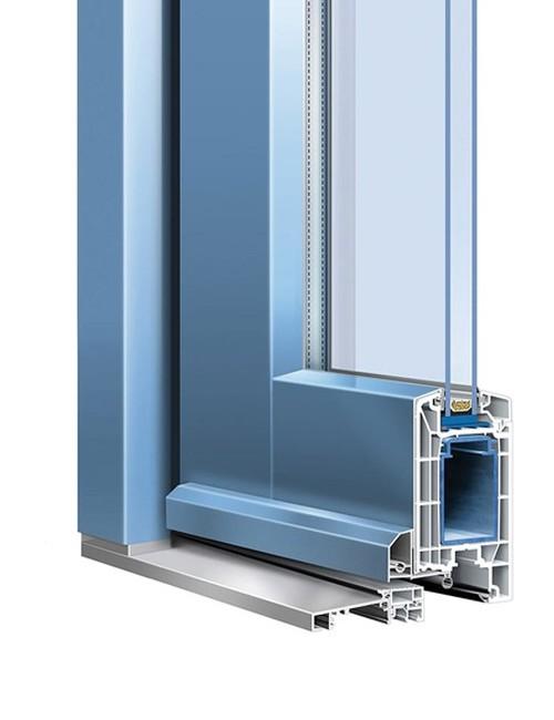 TROCAL InnoSafe AluClip Blue