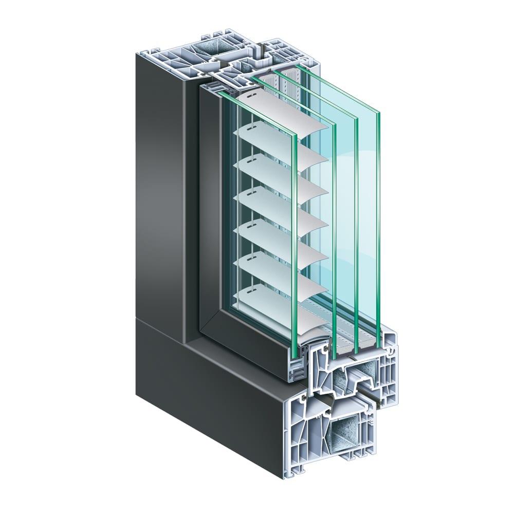 KOEMMERLING-88-MD-AluClip-AddOn-anthrazitgrau