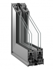 Inoform F130 Lift and Slide door