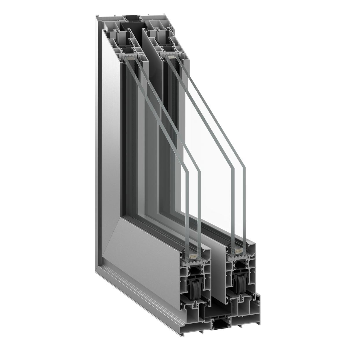 Inoform F130 Lift and Slide door