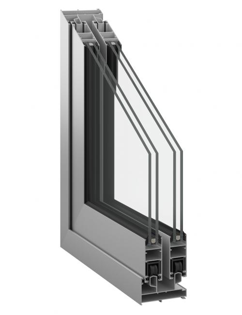 Inoform F20 sliding doors
