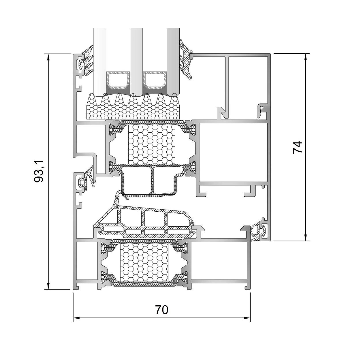 Inoform-F70-CE-section
