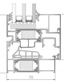 Inoform-F70-Smart-Frame-section