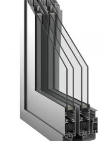 Inoform SL25 thermal sliding door