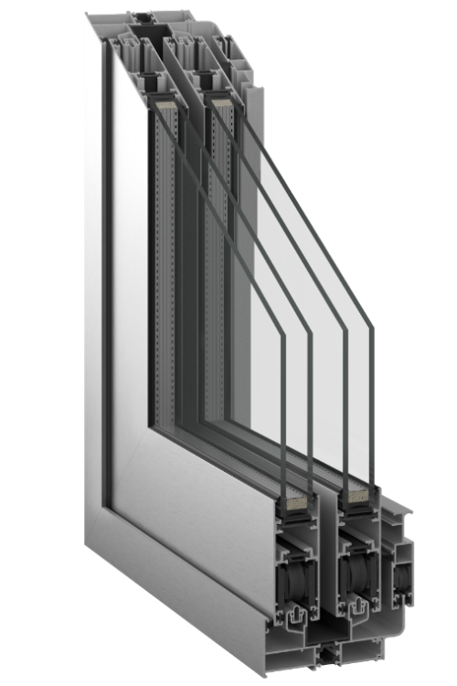 Inoform SL25 thermal sliding door