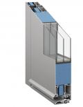 TLS 90 Aluminium Premium Doors