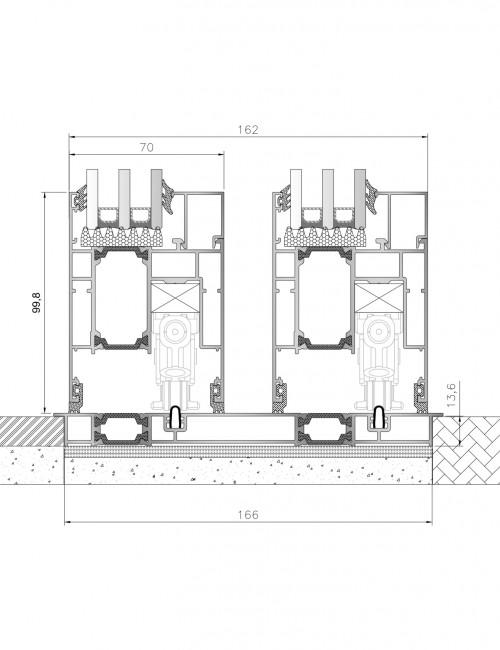 Inoform-F150-section-zero-treshold