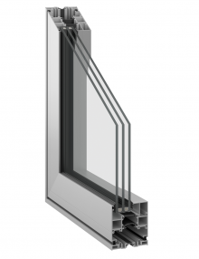 Inoform F75 Bifold door