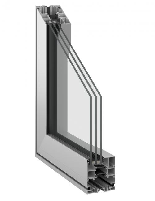 Inoform F75 Bifold door