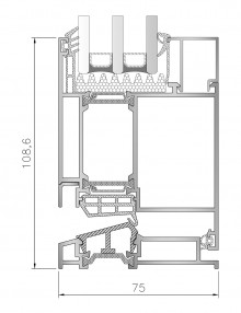 Inoform-F75-Door-Bottom-section