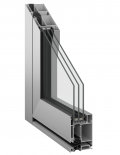 Inoform F75D entrance door