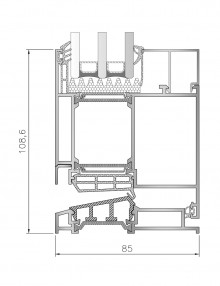 Inoform-F85-Door-Bottom-section