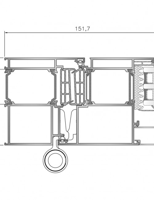 Inoform-F85-door-Frame-section