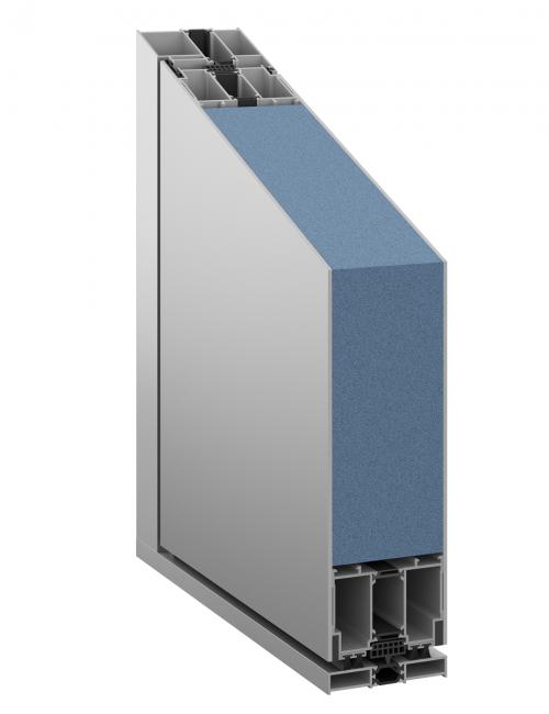 Inoform F90 D Pivot Door